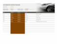 Automotive Quote Template